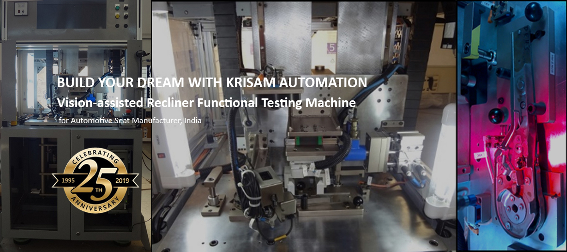 KRISAM AUTOMATION